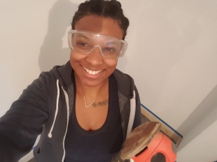 Overjoyed with my Black & Decker Mouse sander