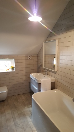 21st Century Cottage - Bathroom