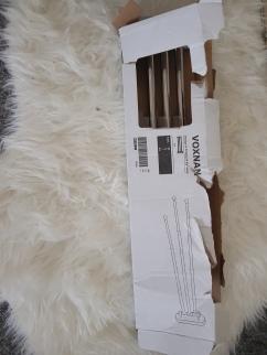 Ikea Voxnan towel holder